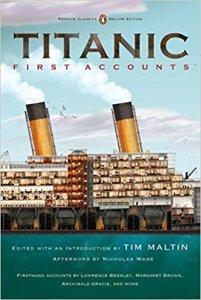 titanic first account